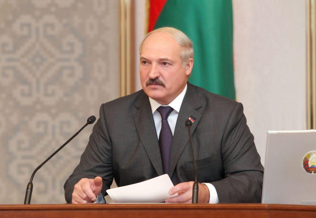 ალექსანდრ ლუკაშენკომ ბელარუსის შინაგან საქმეთა მინისტრი თანამდებობიდან გაათავისუფლა