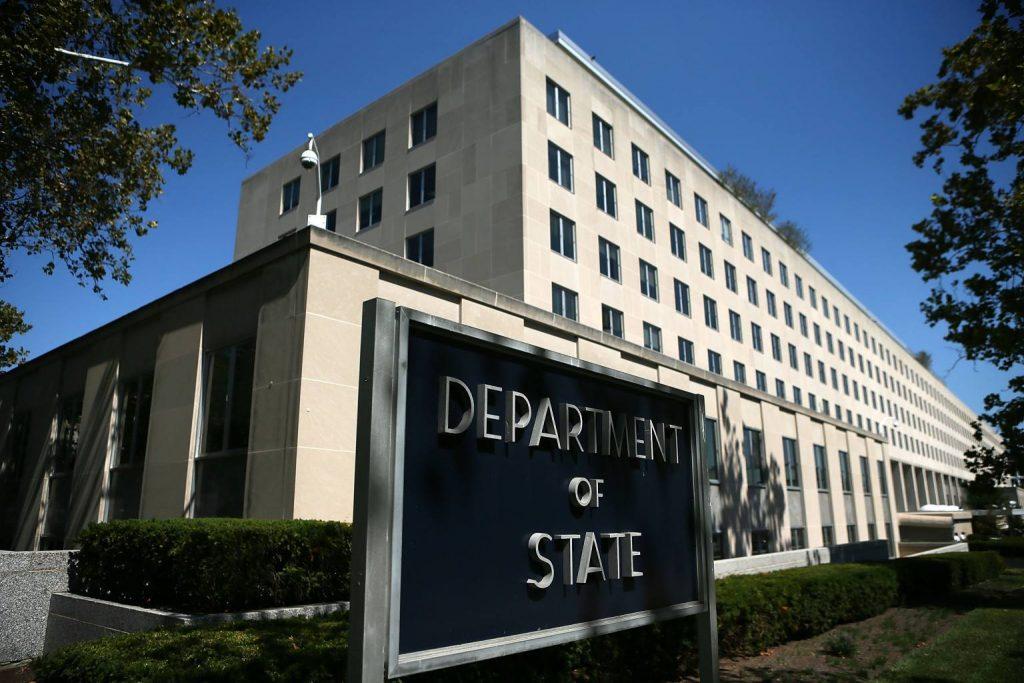 აშშ-ის სახელმწიფო დეპარტამენტმა რუსეთის წინააღმდეგ სანქციების სიაში 27 ფიზიკური და ექვსი იურიდიული პირი შეიყვანა