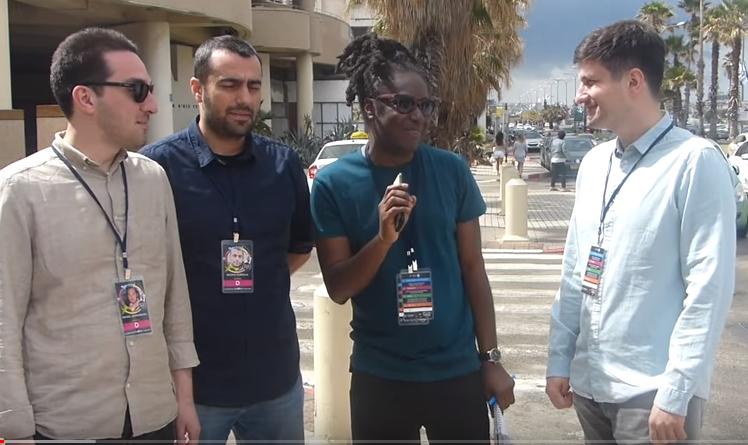 "Изрaиль иҟоу aгәыҧ ""Ириaо"" aлaхәылaцәa ""Евровизиa"" aзы шырҽaзыҟaрҵо иaхцәaжәеит"