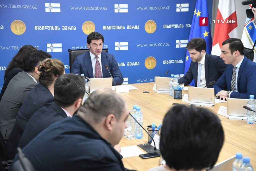 Թբիլիսիի քաղաքապետարանը սկսում է աշխատել սպորտի տարբեր տեսակների զարգացման վրա