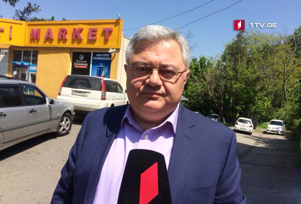 """დავით უსუფაშვილი - ბიძინა ივანიშვილმა, როგორც ჩანს, გაისიგრძეგანა რეალობა, რომ """"ქართული ოცნება"""" პოლიტიკური კრახის პირასაა"""
