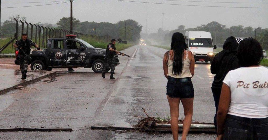 Բրազիլիայում առնվազն 21 մարդ է սպանվել բանտից փախուստի փորձի ժամանակ