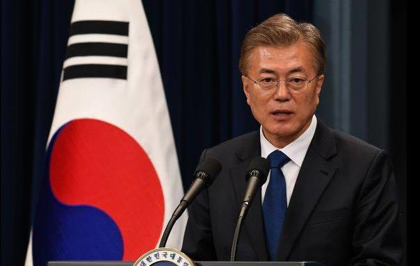 სამხრეთ კორეის პრეზიდენტი - ფხენიანის მთავარი მოთხოვნა მის მიმართ მტრული პოლიტიკის დასრულებაა