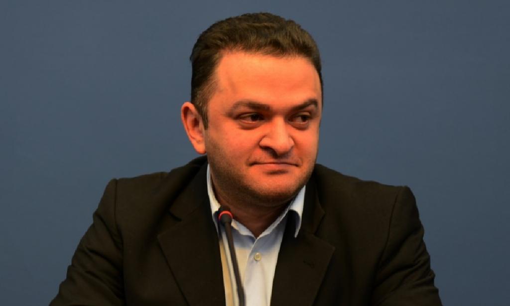 Гедеван Попхадзе - Я себя не представляю в команде, которая может поддержать Нинию Какабадзе
