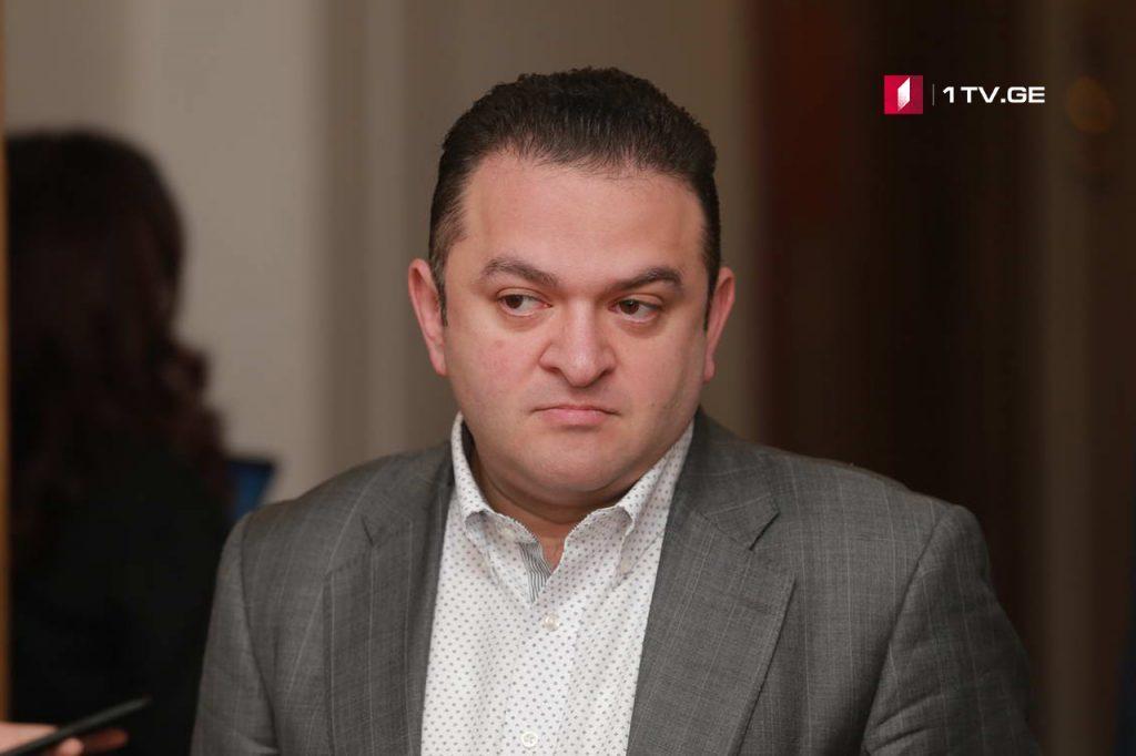 გედევან ფოფხაძე - ჩვენი ამოცანაა, ყველაფერი გავაკეთოთ, რომ ხაზი გაესვას ოკუპირებულ ტერიტორიებზე რუსეთის პოლიტიკის რეალურ სახეს