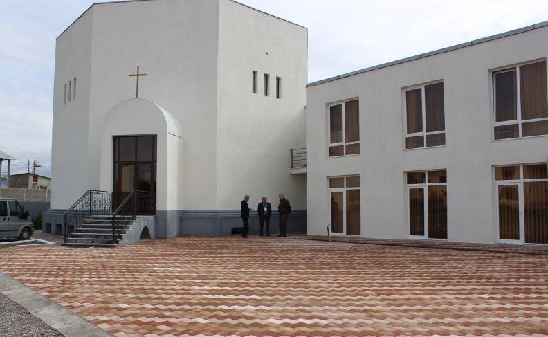 საქართველოს სახარებისეულ ქრისტიან-ბაპტისტთა ეკლესიები8 აპრილს აღდგომის დღესასწაულს იზეიმებენ