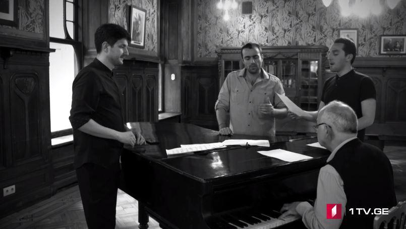 """""""ირიაოს"""" საჩუქარი ევროპელ მაყურებელს - ჯგუფმა სალვადორ სობრალის სიმღერის ახლებური ვერსია ჩაწერა"""