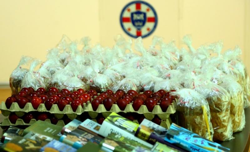 საქართველოს სასჯელაღსრულებისა და პრობაციის სამინისტრომ თურქეთში მყოფ ქართველ მსჯავრდებულებს სააღდგომო საჩუქრები გაუგზავნა