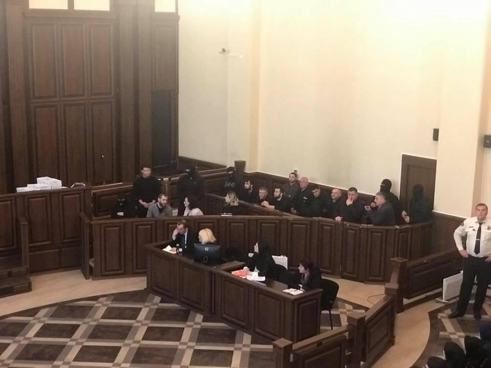 Принято решение о полном закрытии судебного процесса по делу о терроризме