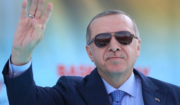 თურქეთის პრეზიდენტი აშშ-ის, საფრანგეთისა და დიდი ბრიტანეთის დარტყმებს სირიაზე სწორ ნაბიჯად აფასებს