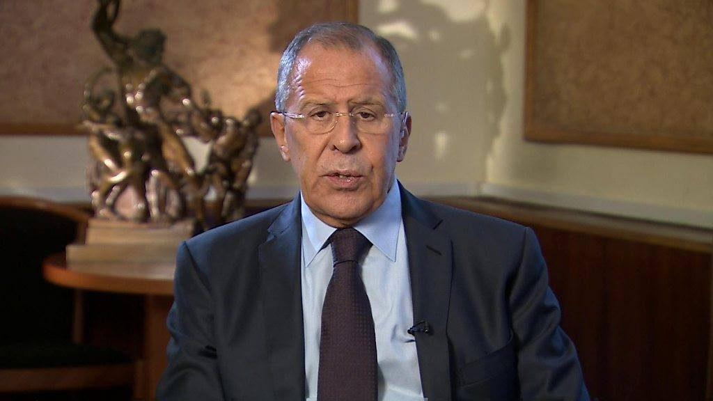 """სერგეი ლავროვი- რუსეთის ურთიერთობა დასავლეთთან დღეს უფრო ცუდ დონეზეა, ვიდრე """"ცივი ომის"""" დროს"""
