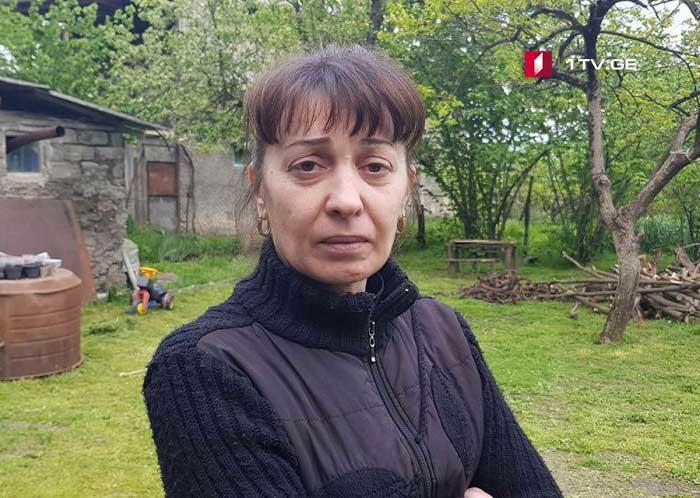 ბარნოვის ქუჩაზე მოკლულის დედა - ვეფხია ბაქრაძემ თავგზა ამიბნია და დავწერე, რომ შეეწყალებინათ