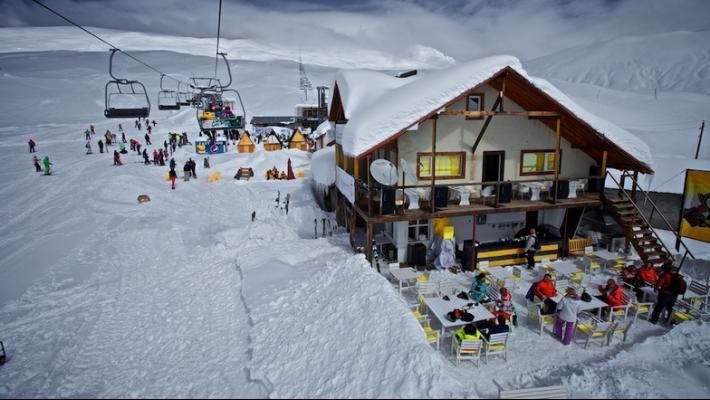 С 2012 года количество туристов на горных курортах Грузии увеличилось на 491%