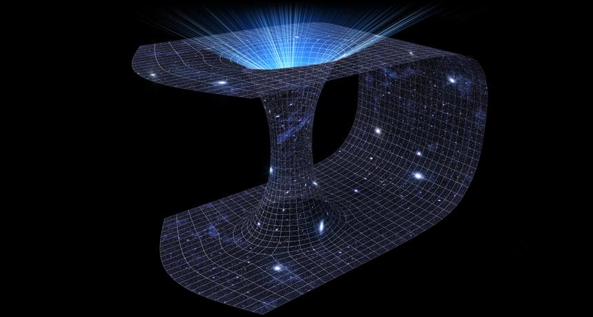 ჭიის ხვრელები შესაძლოა, კოსმოსში მართლაც არსებობს და მალე ტელესკოპით დავინახოთ - ახალი კვლევა