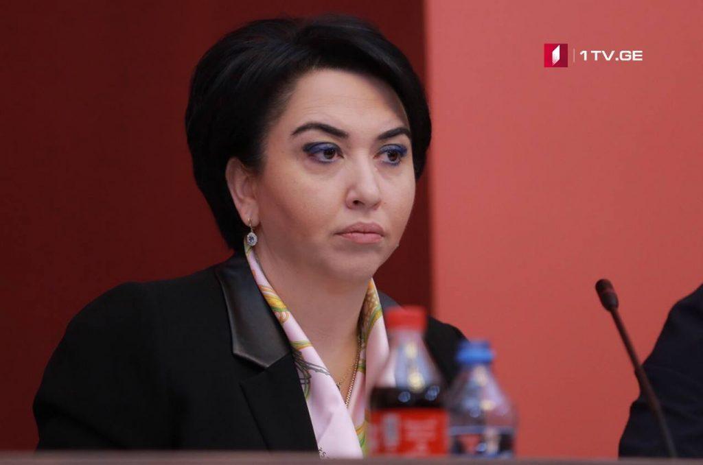 Eka Beseliya - Mixail Saakaşvilini Gürcüstanda mühakimə gözləyir