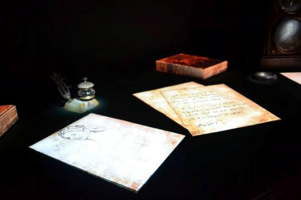 ნიკოლოზ ბარათაშვილის მემორიალური სახლ-მუზეუმი [გადაცემა II]