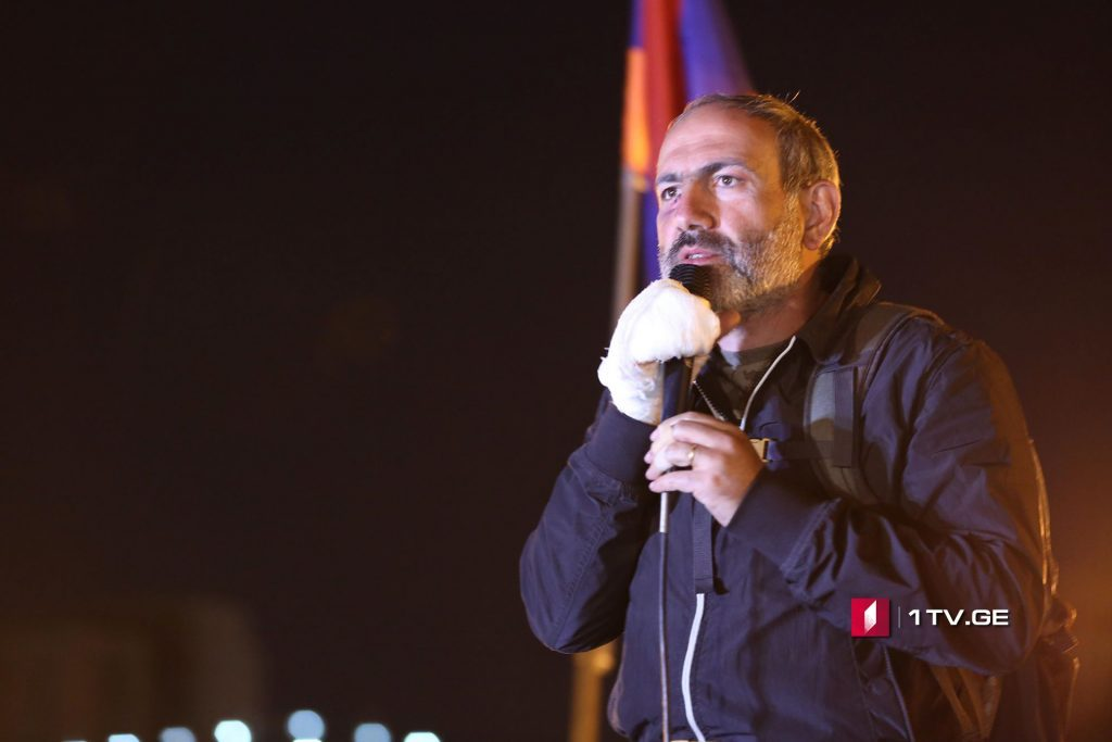 Nikol Pashinyan: Parliamentary elections should be held where people will elect the future government