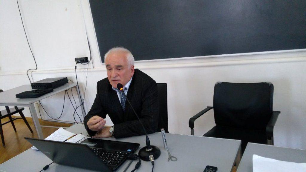 კავკასიოლოგიის სასწავლო-სამეცნიერო ინსტიტუტი. პროფესორ  ჯონი კვიციანის წიგნის - ,,კავკასია უძველესი დროიდან  XIX საუკუნის მეორე ნახევრამდე'' - პრეზენტაცია [გადაცემა II]