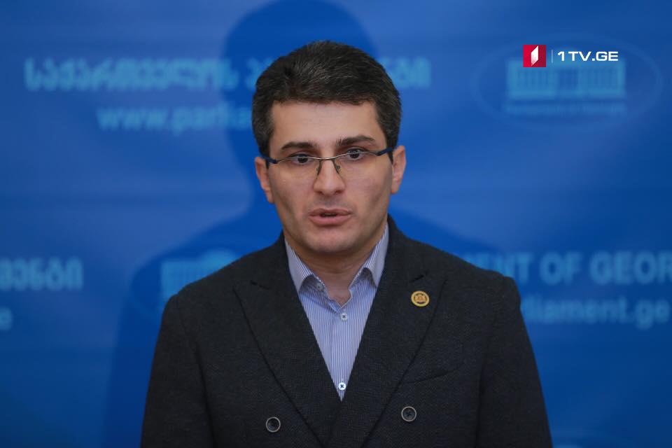 Mamuka Mdinaradze: Memorandum signed between President's Administration and Bar Association has no links with Girgvliani Amendments