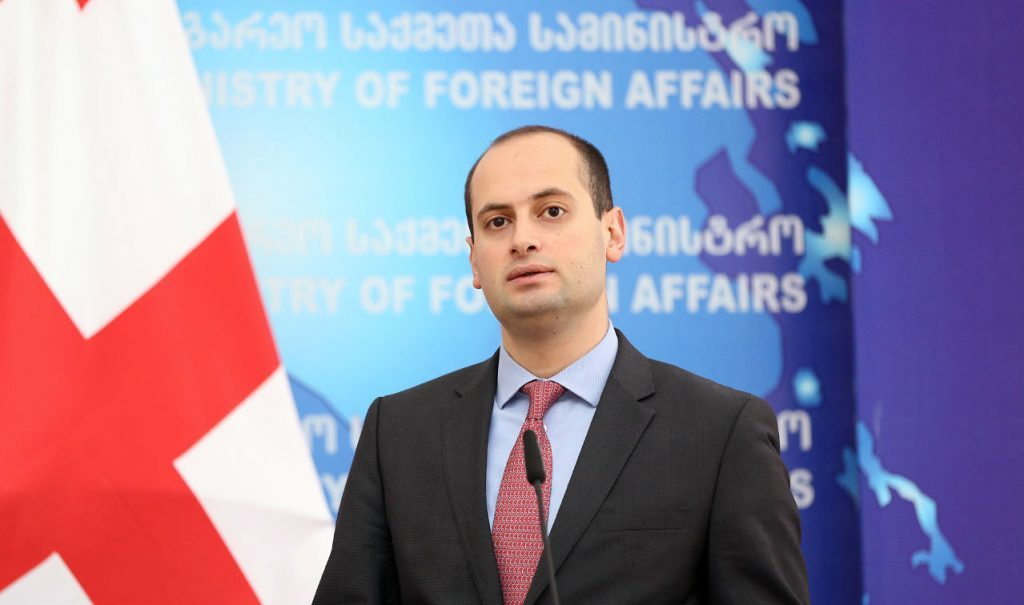 Mikheil Janelidze to take part in high-level meeting of UN General Assembly