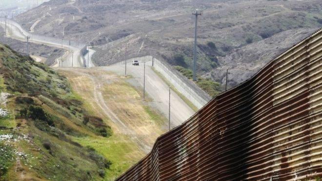 აშშ-მექსიკის საზღვარზე ეროვნული გვარდიაა მობილიზებული