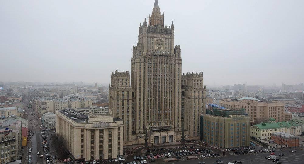 რუსეთის საგარეო უწყება - აშშ-ის ახალ სანქციების მოსკოვი მკაცრად უპასუხებს