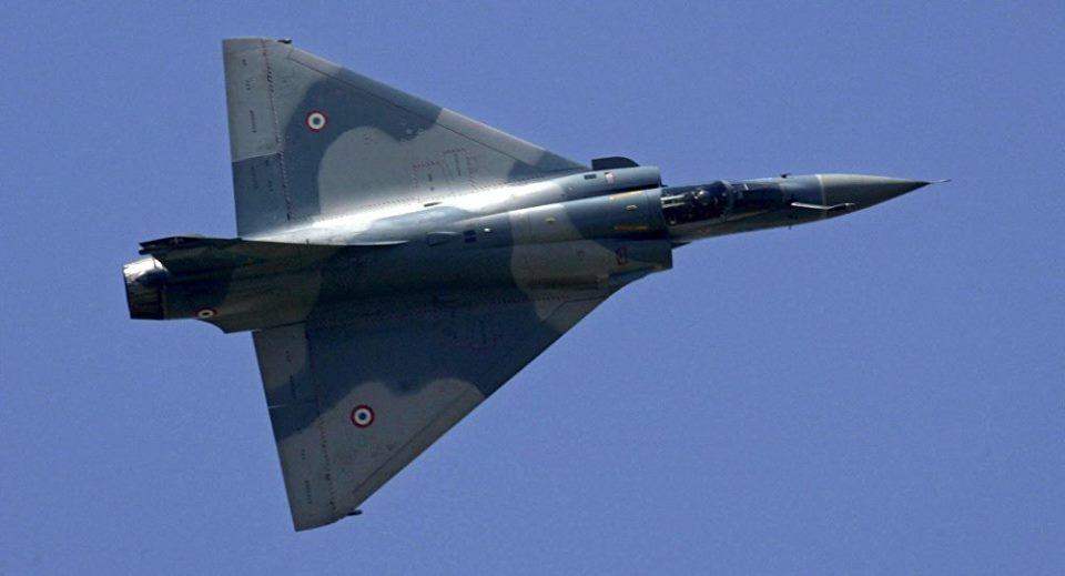 ეგეოსის ზღვაში საბერძნეთის სამხედრო თვითმფრინავი ჩამოვარდა