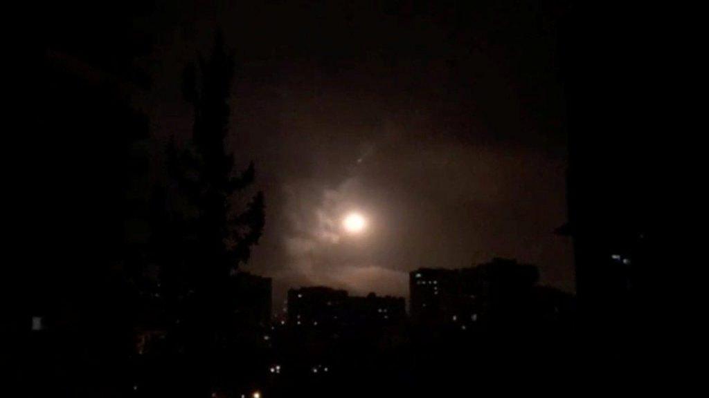 ირანი აშშ-სა და მის მოკავშირეებს სირიაზე იერიშის მოსალოდნელ შედეგებზე აფრთხილებს