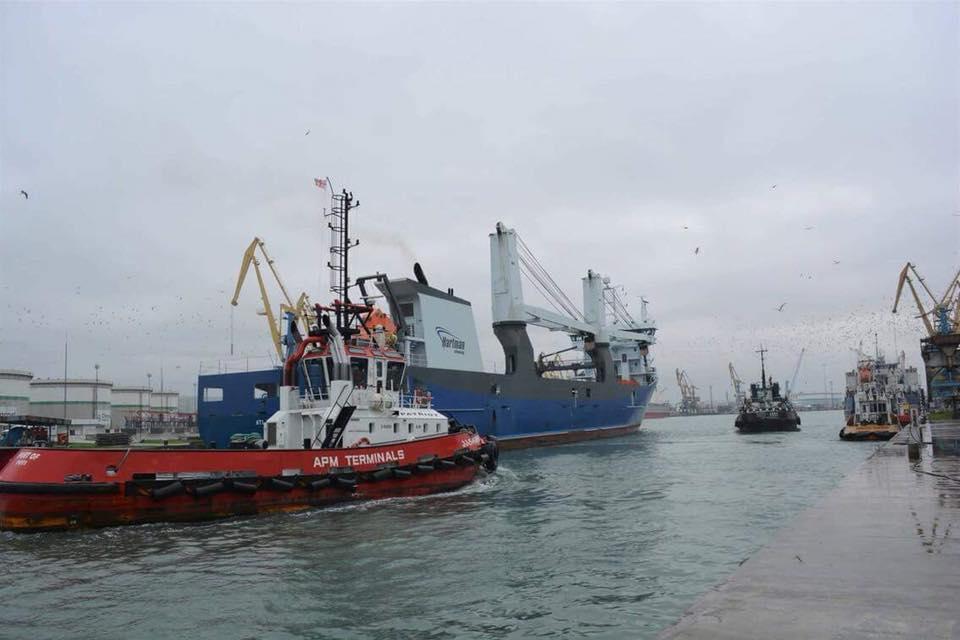 ფოთის ნავსადგურში საკონტეინერო გადაზიდვები ბოლო სამ თვეში 15,1%-ით გაიზარდა
