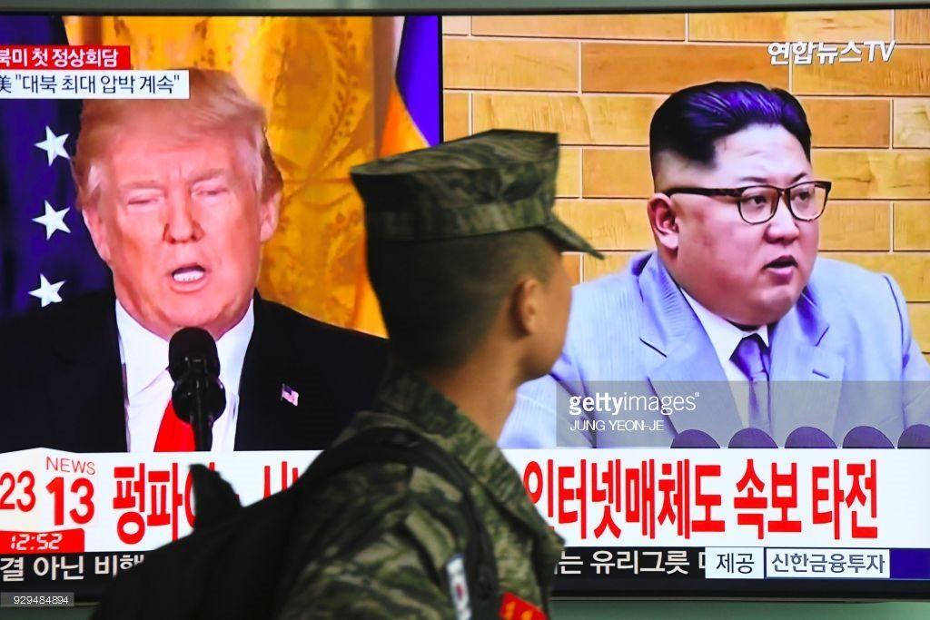 ჩრდილოეთ კორეა მზადაა,აშშ-სთან ბირთვული განიარაღების საკითხი განიხილოს