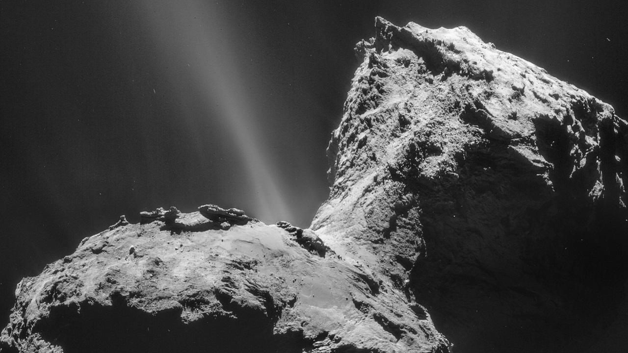 კომეტის ზედაპირზე გადაღებული ახალი, განსაცვიფრებელი ვიდეო