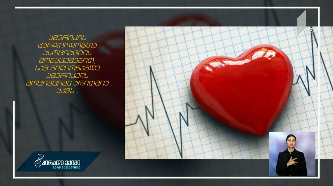 #პირადიექიმი დეპრესიის გავლენა გულზე - სამედიცინო კვლევა