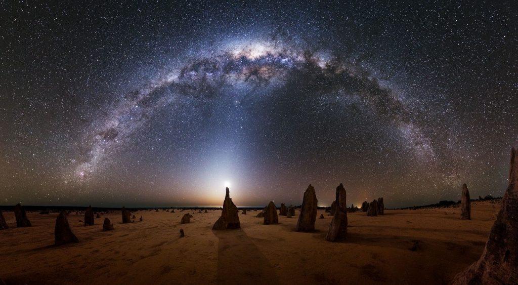 ირმის ნახტომის ცენტრში ათობით ათასი შავი ხვრელი აღმოაჩინეს