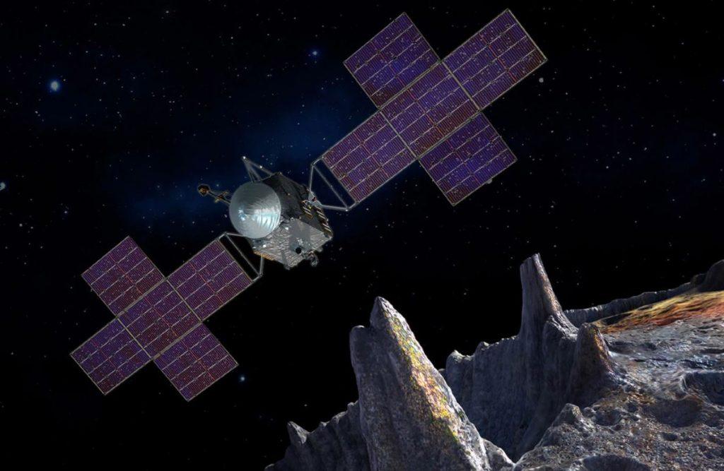 რატომ გზავნის NASA მისიას მეტალის ასტეროიდზე