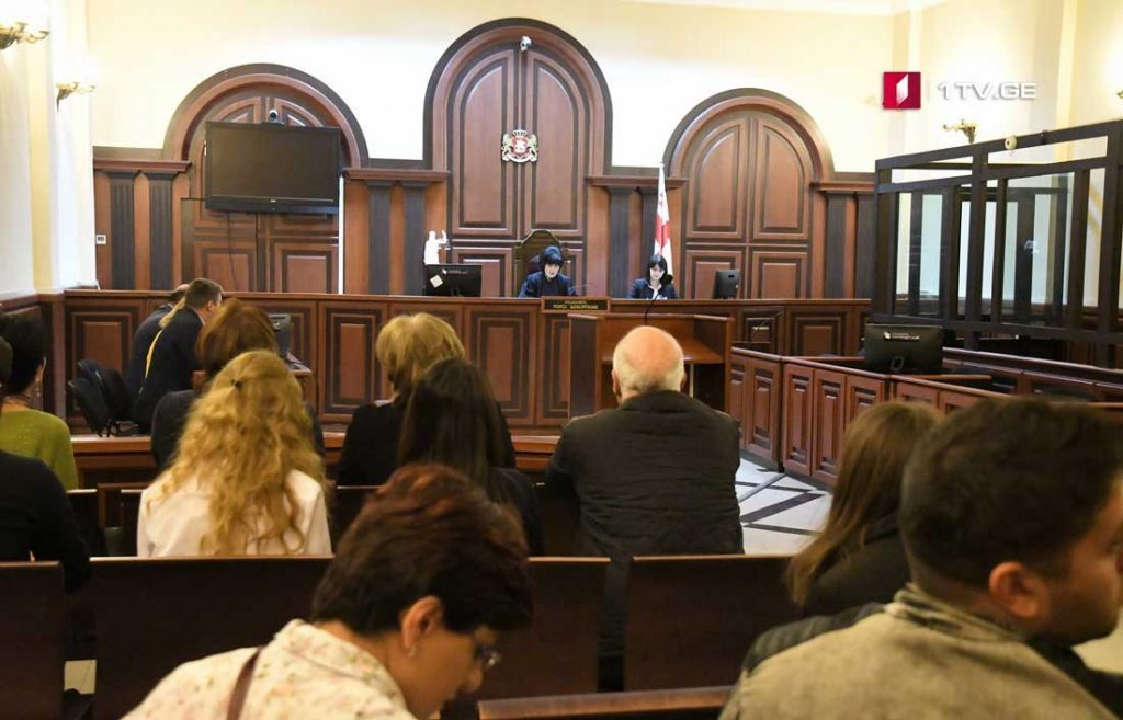 Бачо Ахалая приговорен к девяти годам тюремного заключения по делу о пытках Серго Тетрадзе