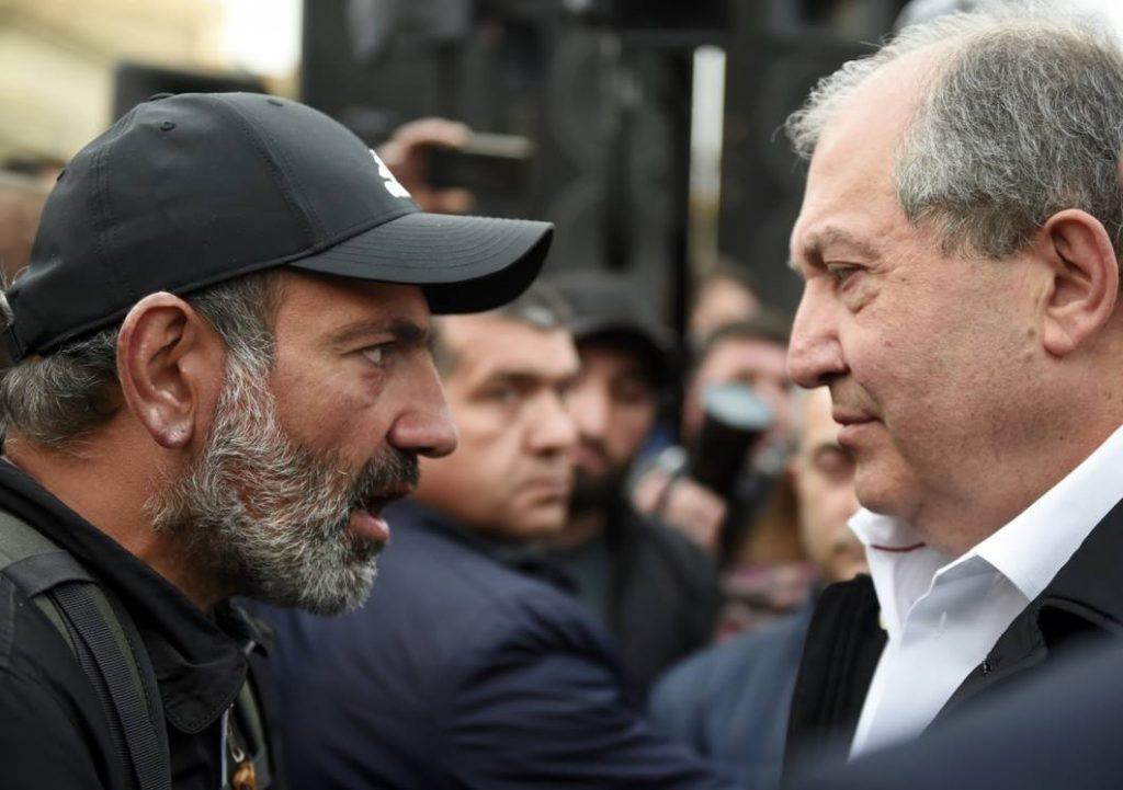 Հայաստանի նախագահը բանակցություններ է սկսում քաղաքական ուժերի հետ