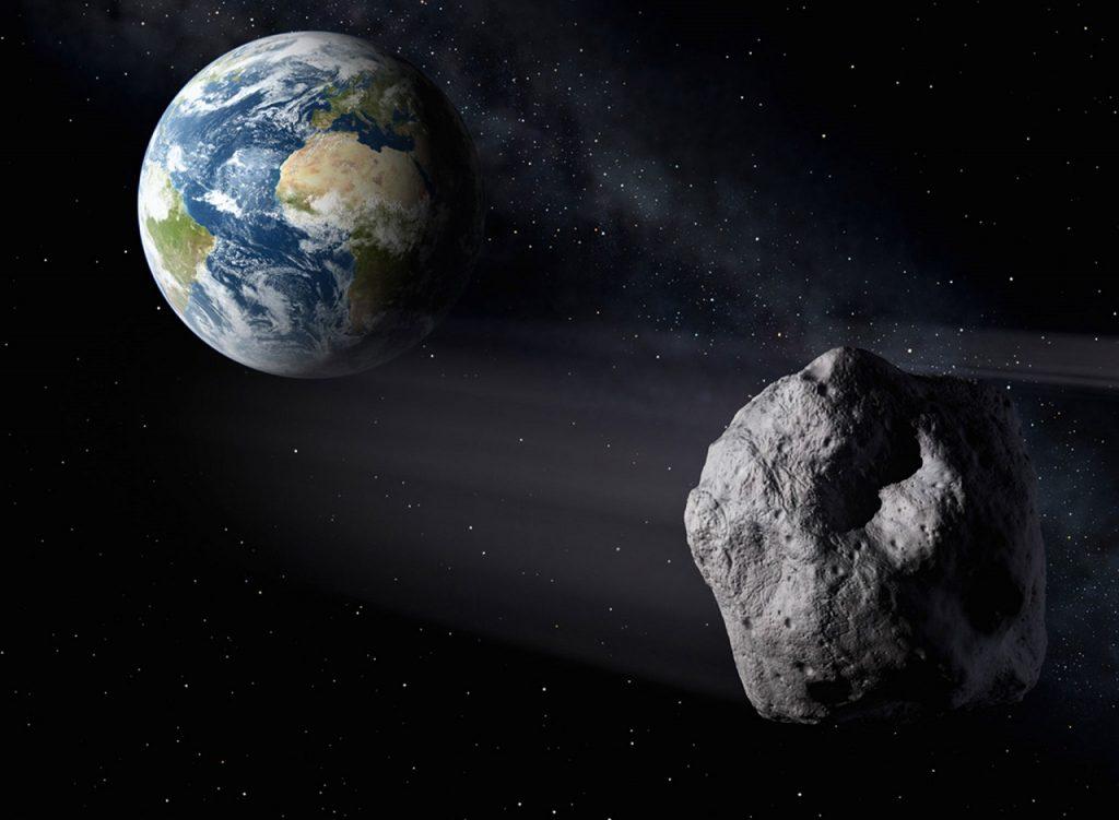 NASA-ს თითქმის გამორჩა გიგანტური ასტეროიდი, რომელმაც დედამიწას უკიდურესად ახლოს ჩაუარა