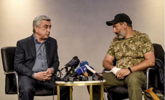 Нового премьера Армении парламент, предположительно, изберет 2 мая