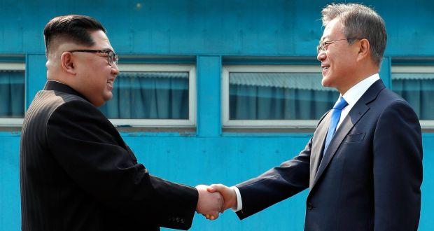 ჩრდილოეთ და სამხრეთ კორეის ლიდერები სრულ ბირთვულ განიარაღებაზე შეთანხმდნენ
