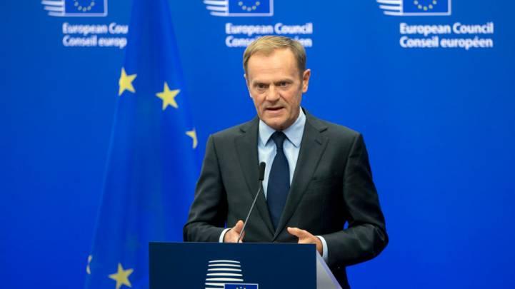 Дональд Туск - Евросоюз стоит рядом со своими союзниками