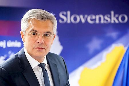 Иван Корчок - Безопасность Грузии и партнеров НАТО - это наша безопасность