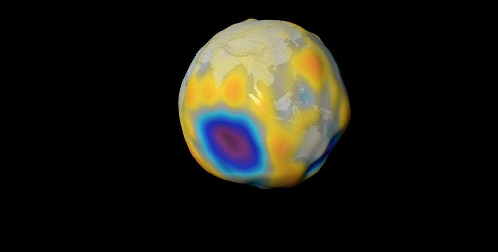 ESA-მ დედამიწას გარშემორტყმული მეორე, უცნაური მაგნიტური ველი აღმოაჩინა