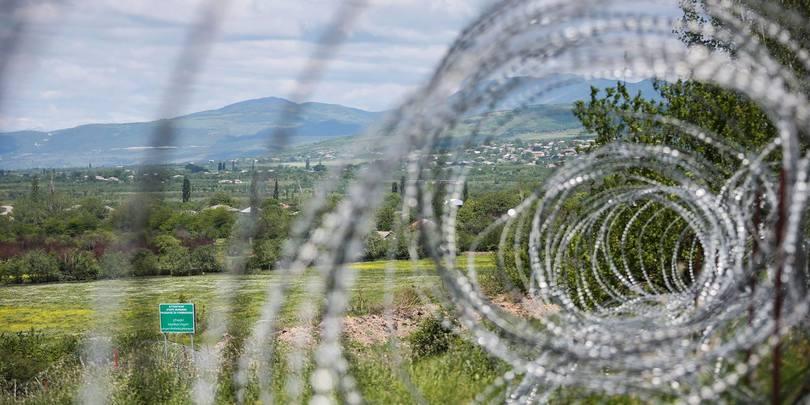 Российские оккупанты задержали мужчину до 65 лет у села Кере Горийского района