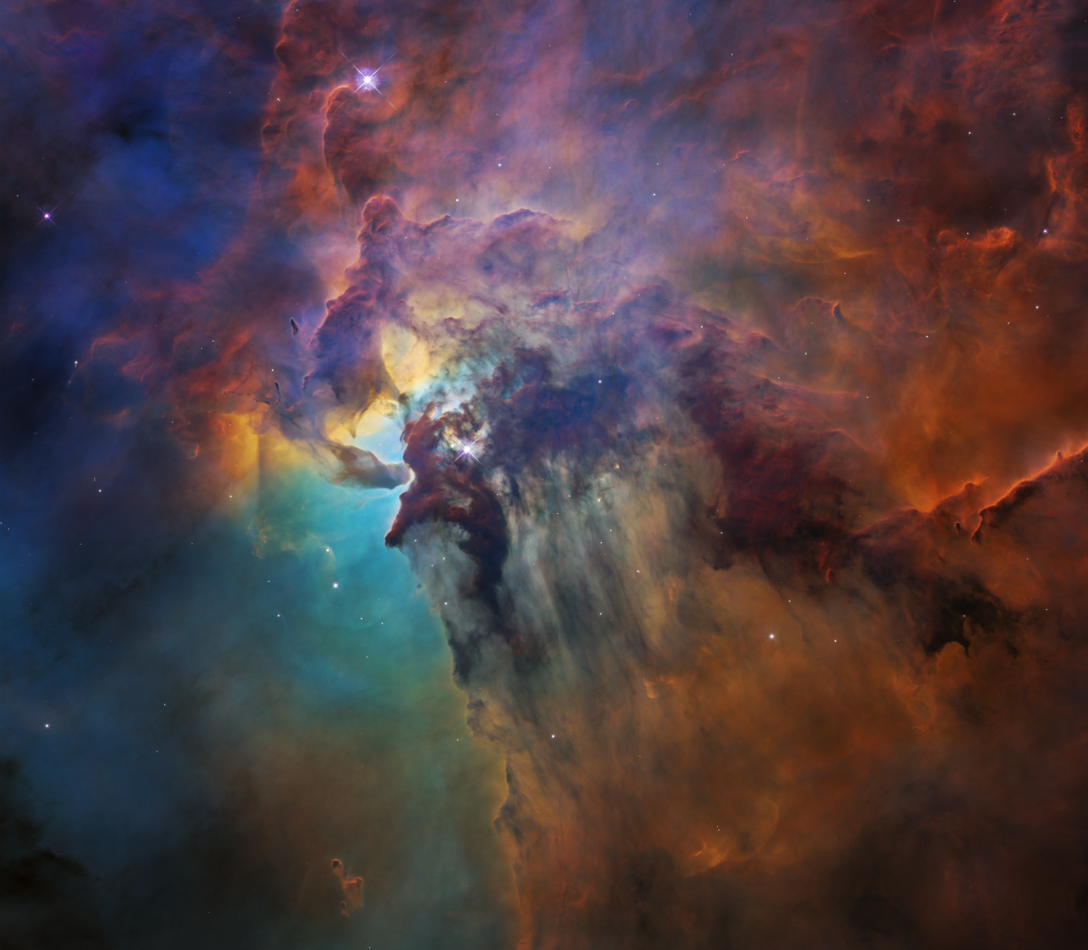 ჰაბლის ტელესკოპი 28-ე იუბილეს ახალი თვალწარმტაცი ფოტოთი აღნიშნავს