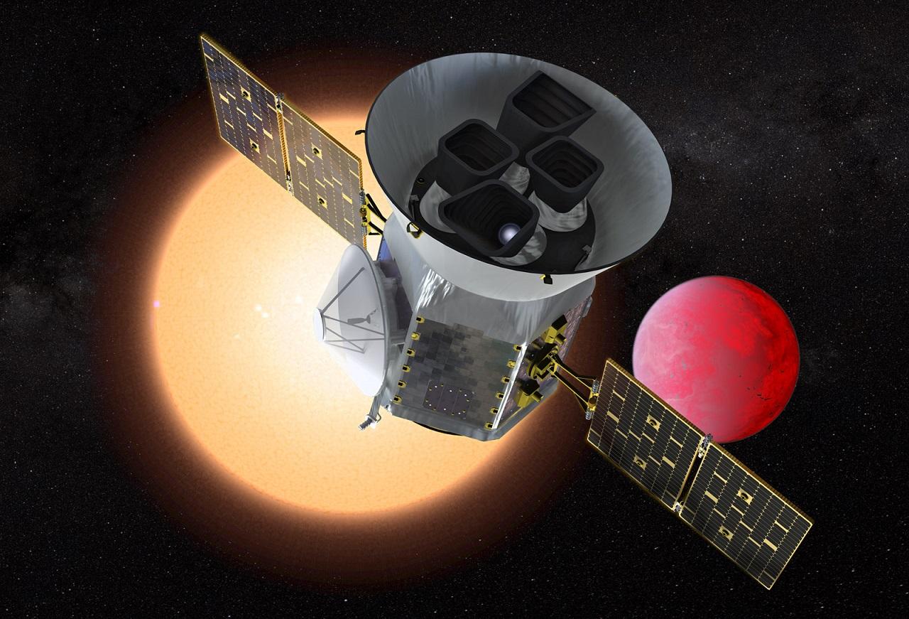 შეეგებეთ TESS-ს - რამდენიმე დღეში NASA ეგზოპლანეტებზე მონადირე ისტორიულ მისიას გაუშვებს