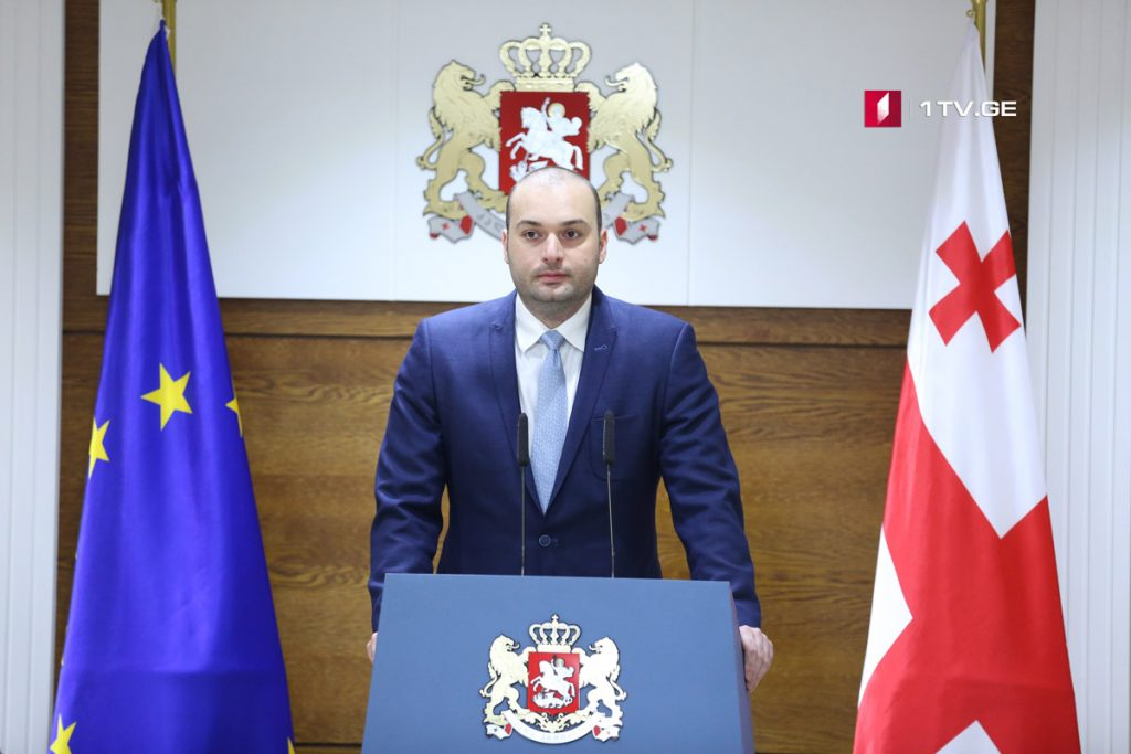 Мамука Бахтадзе – Мир принесет нам такую Грузию, которая является единственным безальтернативным предложением для наших сограждан, проживающих сегодня на оккупированных территориях