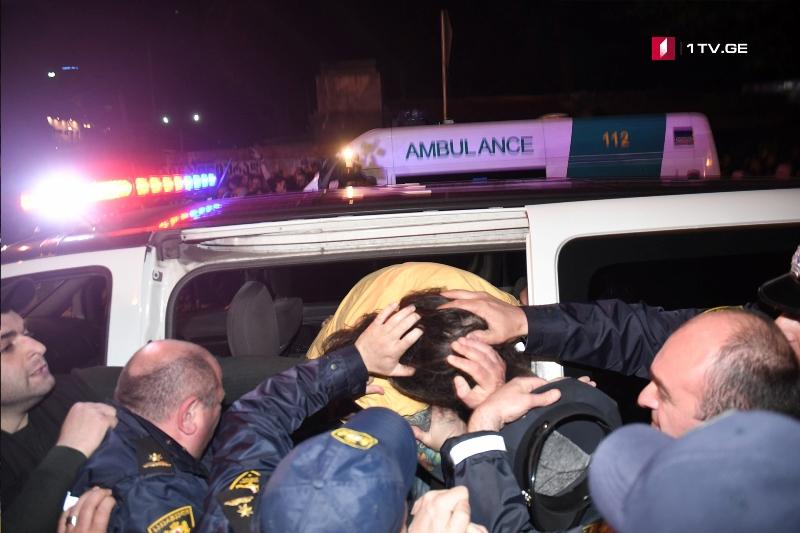 «Բասիանի» և «Գալերի» ակումբներում ձերբակալված է թմրանյութ իրացնող 8 անձ. ՆԳՆ