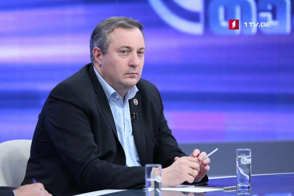 MP Akaki Zoidze quitting parliament