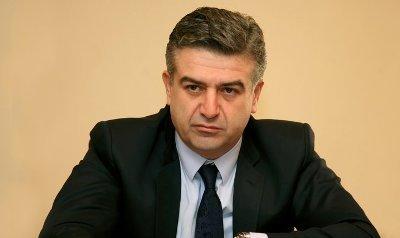 კარენ კარაპეტიანმა სომხეთის პრემიერ-მინისტრის მოვალეობის შემსრულებლის თანამდებობა დატოვა