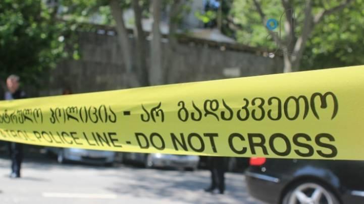 სამეგრელოში, ტობა-ვარჩხილის ტერიტორიაზე სამართალდამცველებმა ერთი პირი დააკავეს